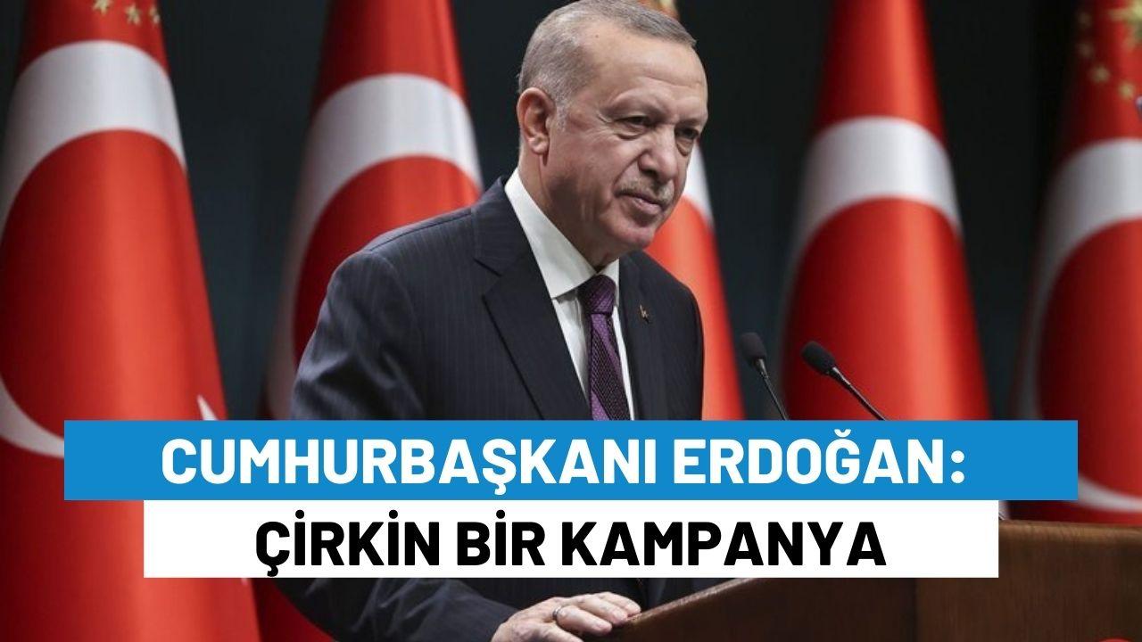 Erdoğan: 'Bazı iş adamlarının varlıklarını yurt dışına kaçırma gibi gayretleri olduğunu duyuyorum'
