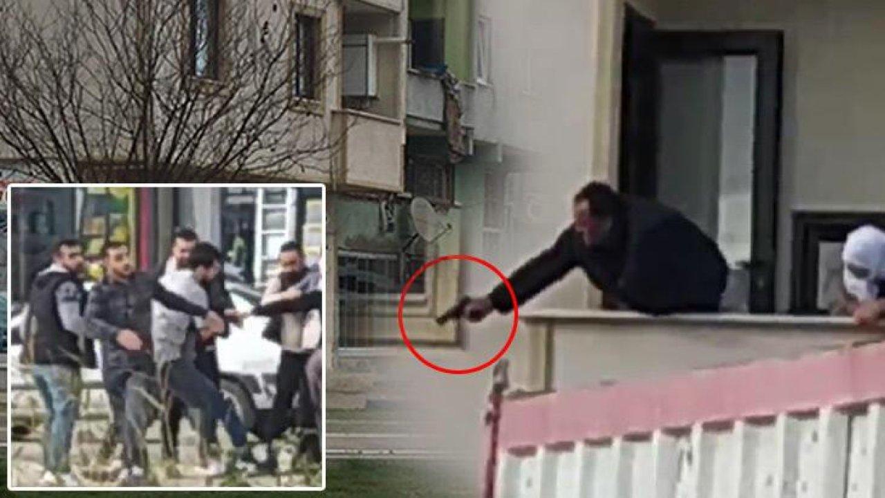 HDP binasına ateş açıldı